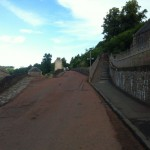 Payback's a b*tch! The climb out of New Lanark