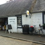Coffee shop in Kirkmichael